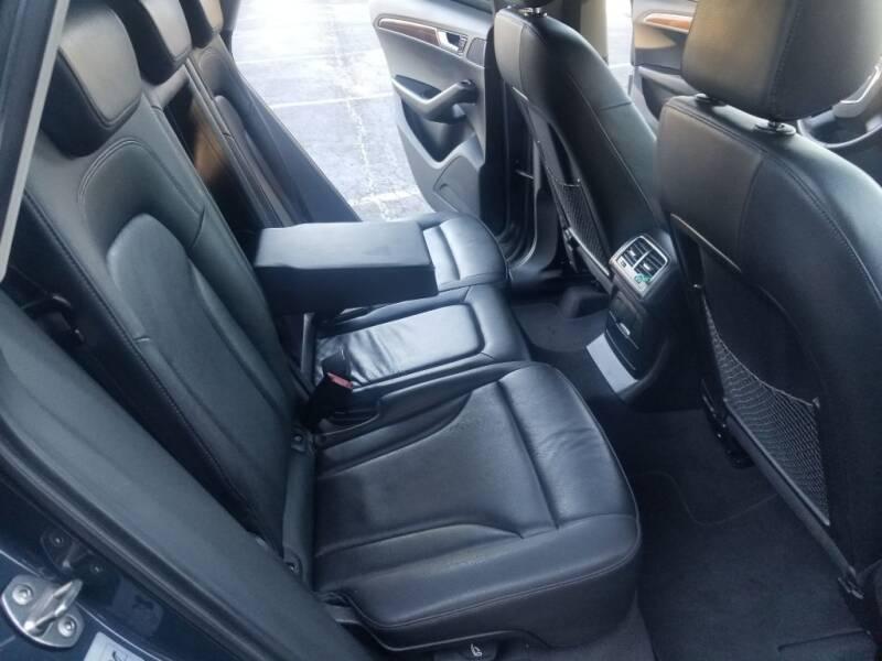 2010 Audi Q5 AWD 3.2 quattro Premium 4dr SUV - Seattle WA
