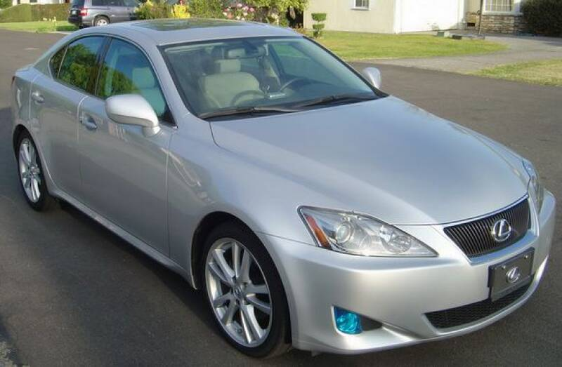 2006 Lexus IS 250 AWD 4dr Sedan - Seattle WA