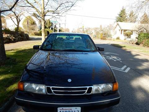 1996 Saab 9000 for sale in Edmonds, WA