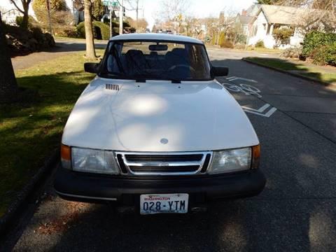 1991 Saab 900 for sale in Edmonds, WA