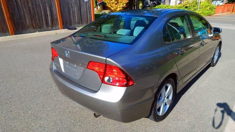 2006 Honda Civic EX 4dr Sedan w/Automatic - Seattle WA