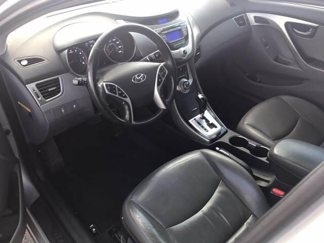 2011 Hyundai Elantra GLS 4dr Sedan - Eustis FL