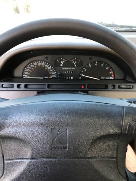 1993 Saturn S-Series SL2 4dr Sedan - Eustis FL