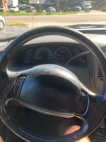 2002 Ford F-150 4dr SuperCab XL 4WD Styleside SB - Eustis FL