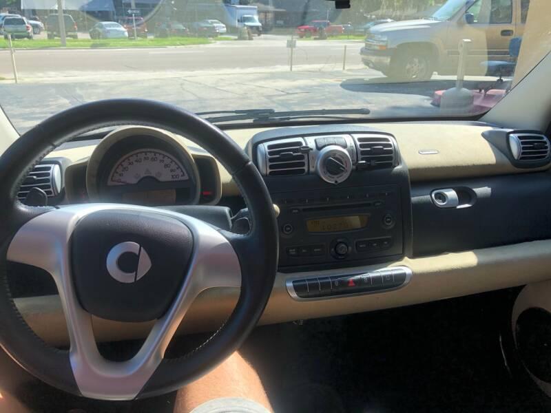 2009 Smart fortwo pure 2dr Hatchback - Eustis FL