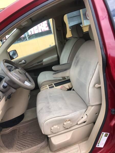 2008 Nissan Quest 3.5 S 4dr Mini-Van - Eustis FL
