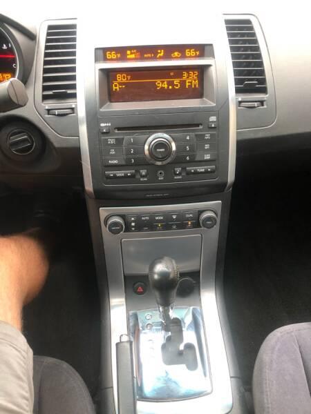 2008 Nissan Maxima 3.5 SE 4dr Sedan - Eustis FL