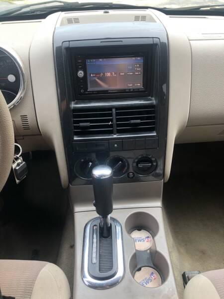 2007 Ford Explorer XLT 4dr SUV (V6) - Eustis FL