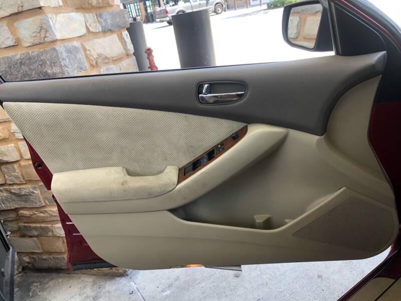 2007 Nissan Altima 2.5 S 4dr Sedan (2.5L I4 CVT) - Eustis FL
