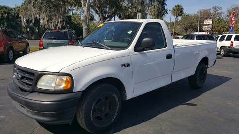 2003 Ford F-150 for sale in Eustis, FL
