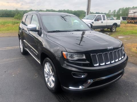 2014 Jeep Grand Cherokee for sale in Erie, PA