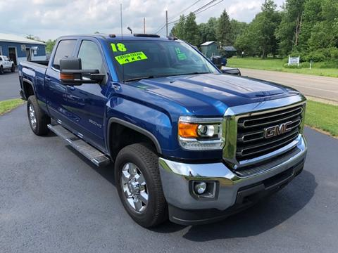 2018 GMC Sierra 3500HD for sale in Erie, PA