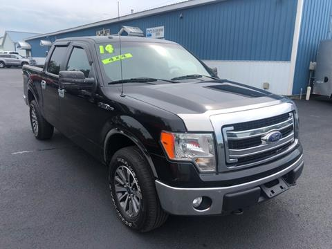 2014 Ford F-150 for sale in Erie, PA