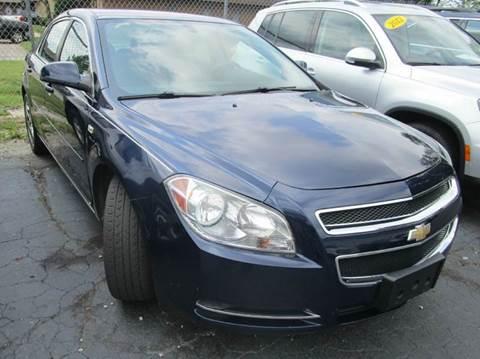 2008 Chevrolet Malibu for sale in Carmel, IN