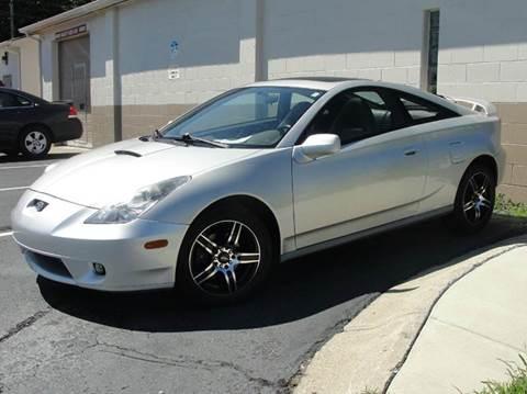 2002 Toyota Celica
