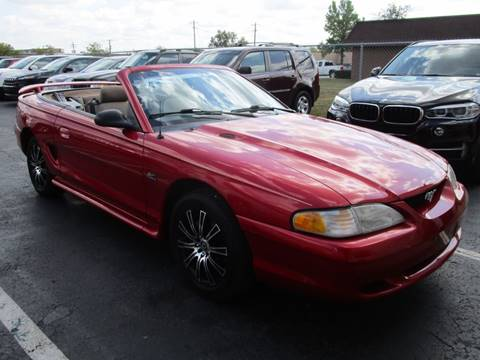 1995 Ford Mustang for sale in Carmel, IN