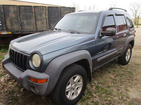 2002 Jeep Liberty for sale in Carmel, IN
