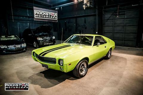 1969 AMC AMX for sale in Nashville, TN