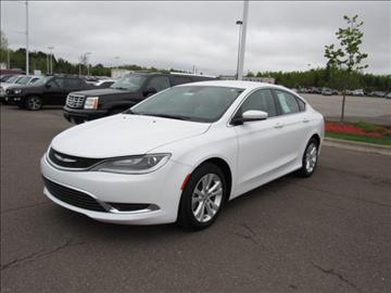 2016 Chrysler 200 for sale in Duluth, MN