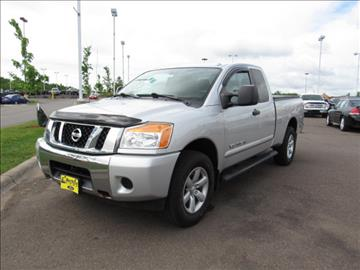 2014 Nissan Titan for sale in Duluth, MN