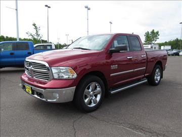 2014 RAM Ram Pickup 1500 for sale in Duluth, MN
