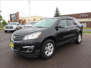 2013 chevrolet traverse for sale minnesota. Cars Review. Best American Auto & Cars Review