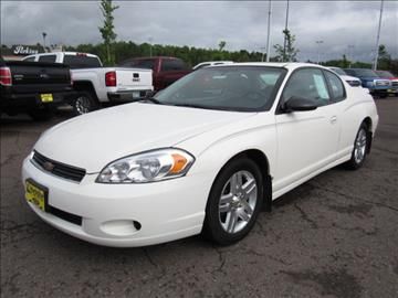 2007 Chevrolet Monte Carlo For Sale In Duluth, MN