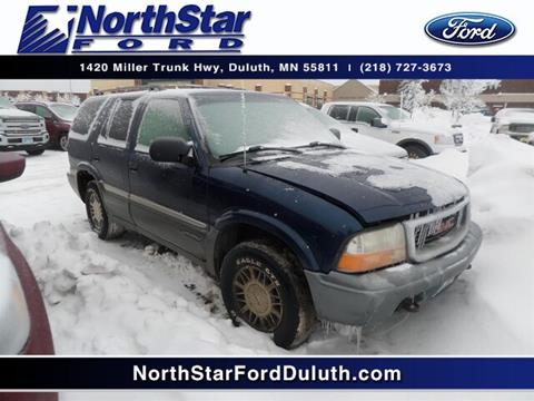 1999 GMC Envoy for sale in Duluth, MN