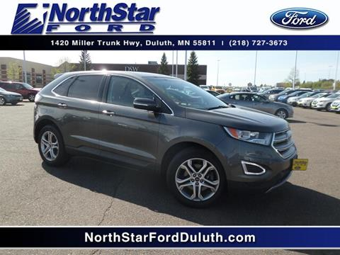 2015 Ford Edge for sale in Duluth, MN