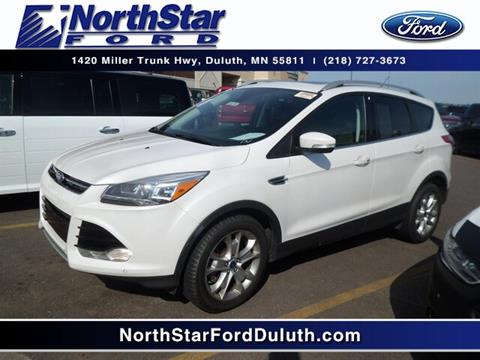 2015 Ford Escape for sale in Duluth, MN