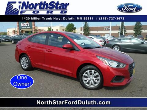 2018 Hyundai Accent for sale in Duluth, MN