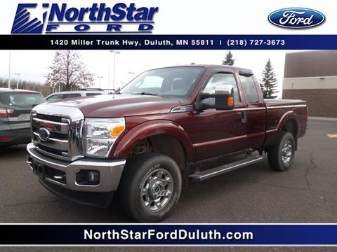 2016 Ford F-250 Super Duty for sale in Duluth, MN