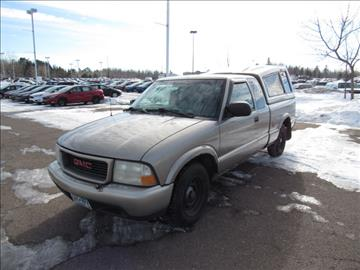 2001 GMC Sonoma for sale in Duluth, MN