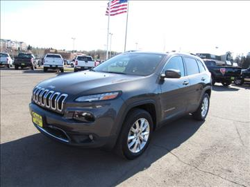 2016 Jeep Cherokee for sale in Duluth, MN