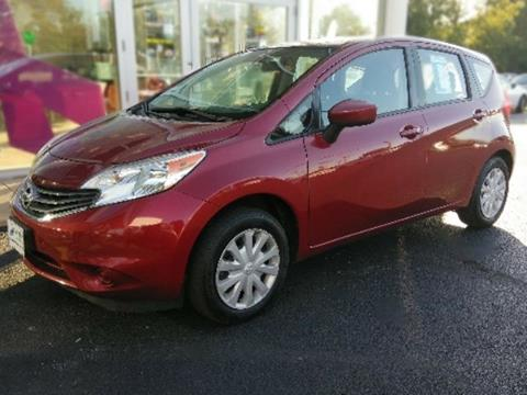 2016 Nissan Versa Note for sale in Pasadena, MD