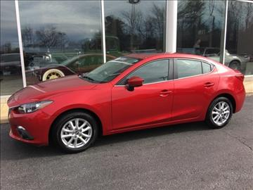 2016 Mazda MAZDA3 for sale in Pasadena, MD