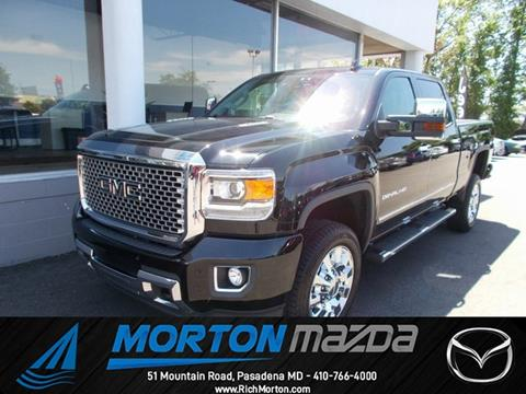 2016 GMC Sierra 2500HD for sale in Pasadena, MD