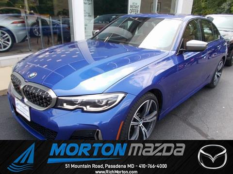 2020 BMW 3 Series for sale in Pasadena, MD