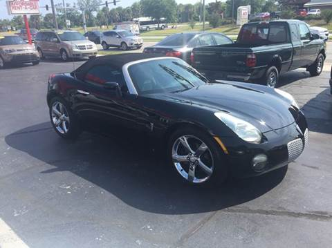 2006 Pontiac Solstice for sale in Daytona Beach, FL