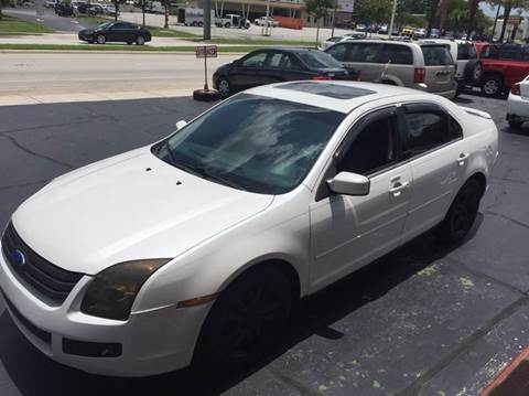 2009 Ford Fusion for sale at Riviera Auto Sales South in Daytona Beach FL