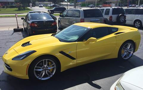 2016 Chevrolet Corvette for sale in Daytona Beach, FL