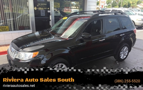 2013 Subaru Forester for sale at Riviera Auto Sales South in Daytona Beach FL