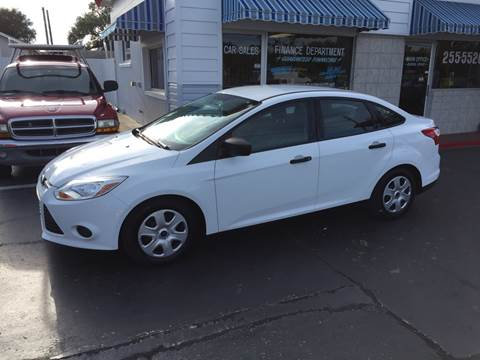 2014 Ford Focus for sale at Riviera Auto Sales South in Daytona Beach FL