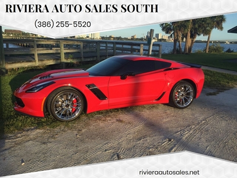 2016 Chevrolet Corvette for sale at Riviera Auto Sales South in Daytona Beach FL