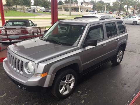 2017 Jeep Patriot for sale at Riviera Auto Sales South in Daytona Beach FL