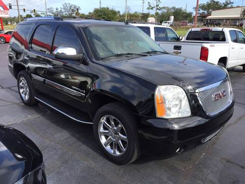 2007 GMC Yukon for sale at Riviera Auto Sales South in Daytona Beach FL