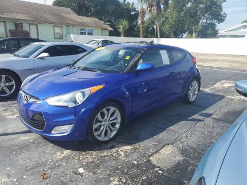2013 Hyundai Veloster for sale at Riviera Auto Sales South in Daytona Beach FL