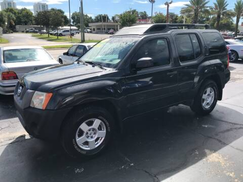 2005 Nissan Xterra for sale at Riviera Auto Sales South in Daytona Beach FL