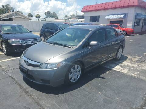 2010 Honda Civic for sale at Riviera Auto Sales South in Daytona Beach FL