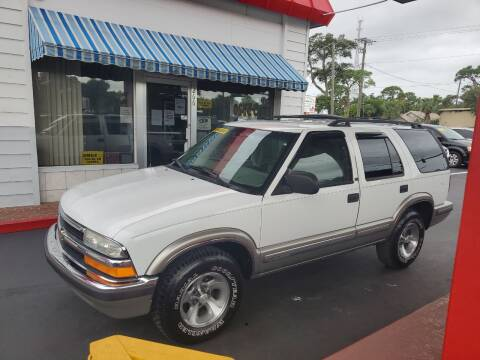 1999 Chevrolet Blazer for sale at Riviera Auto Sales South in Daytona Beach FL